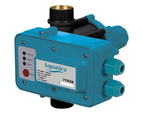 Контроллер давления электронный 2.2кВт Ø1¼ AQUATICA (779558)