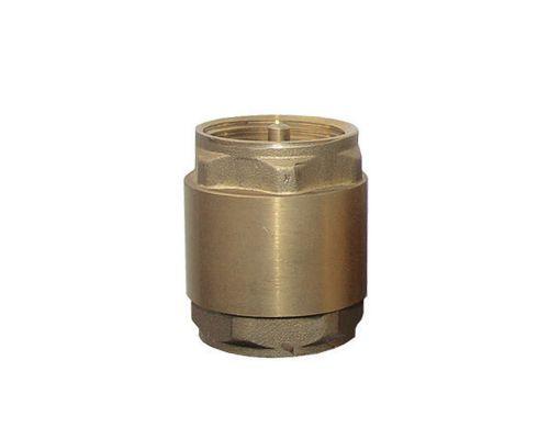 Клапан обратный 1Fx1F (латунь) AQUATICA (779644)