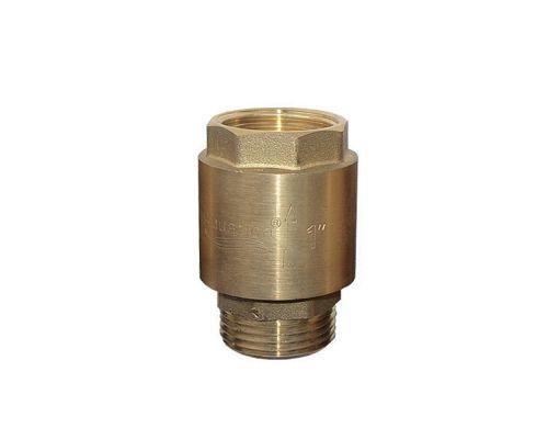 Клапан обратный 1Mx1F (латунь) AQUATICA (779645)