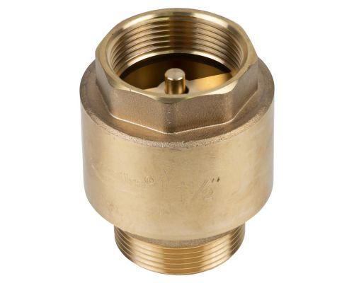 Клапан обратный M1 1/2xF1 1/2 (латунь) euro 680г AQUATICA (779659)