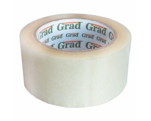 Скотч упаковочный прозрачный 45ммх150м Grad (8401035)