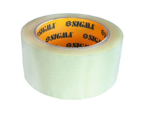 Скотч упаковочный прозрачный 45ммх300м Sigma (8401271)