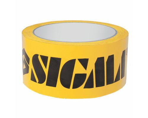 Скотч упаковочный 200м Sigma (8401641)