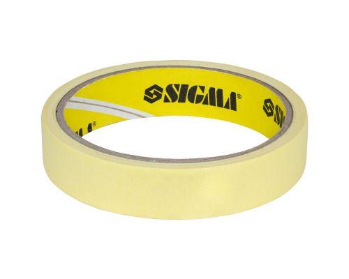 Скотч малярный 25ммх40м Sigma (8402131)