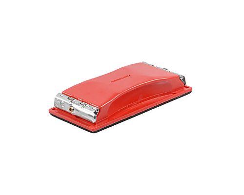 Блок шлифовальный (металлические зажимы) Sigma 85х165мм (9110011)