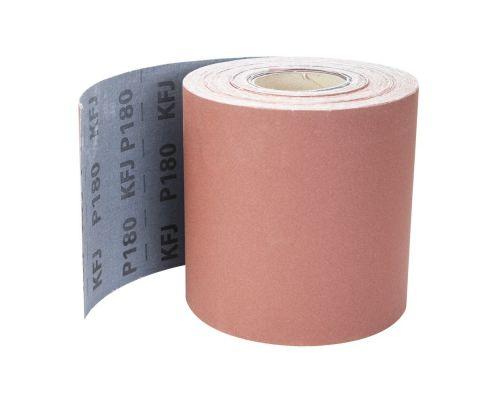 Шлифовальная шкурка тканевая рулон 200ммх50м P180 Sigma (9112691)
