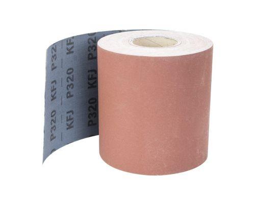 Шлифовальная шкурка тканевая рулон 200ммх50м P320 Sigma (9112731)