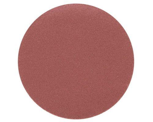 Шлифовальный круг без отверстий Ø125мм P180 (10шт) Sigma (9121141)
