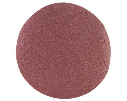 Шлифовальный круг без отверстий Ø150мм P120 (10шт) Sigma (9121371)