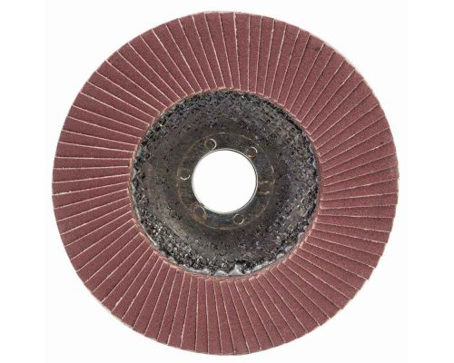 Круг пелюстковий торцевий Т27 (прямий) Ø125мм P180 SIGMA (9172161)