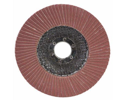 Круг пелюстковий торцевий Т27 (прямий) Ø125мм P220 SIGMA (9172171)