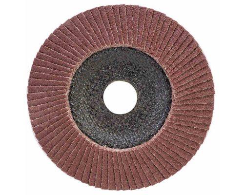 Круг пелюстковий торцевий Т29 (конічний) Ø125мм P80 SIGMA (9172641)