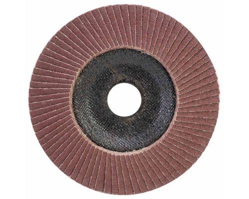 Круг пелюстковий торцевий Т29 (конічний) Ø125мм P100 SIGMA (9172651)