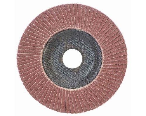 Круг пелюстковий торцевий Т29 (конічний) Ø125мм P120 SIGMA (9172661)