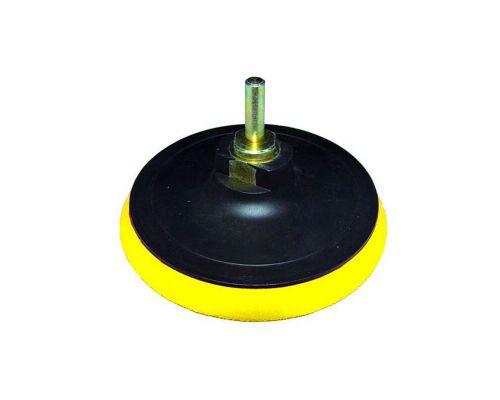 Диск шлифовальный резиновый с липучкой мягкий Ø115мм Sigma (9182121)