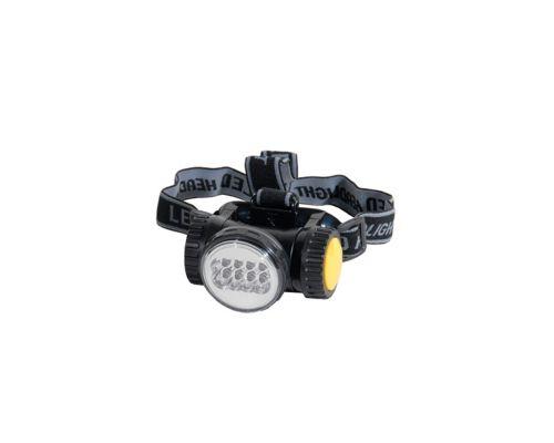 Фонарик налобный Sigma 8 диодов 4*1.5В (940816z)