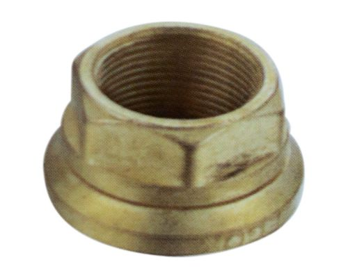 Гайка крепежная M28×1.5мм, h 19мм (S33) TAU (XI-2171)